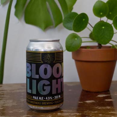 Blood Brothers, Blood Light 4-Pack Beer