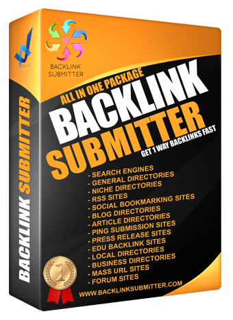 Giới thiệu của Backlink submitter