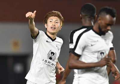 Yuta Toyokawa fait son trou à l'AS Eupen
