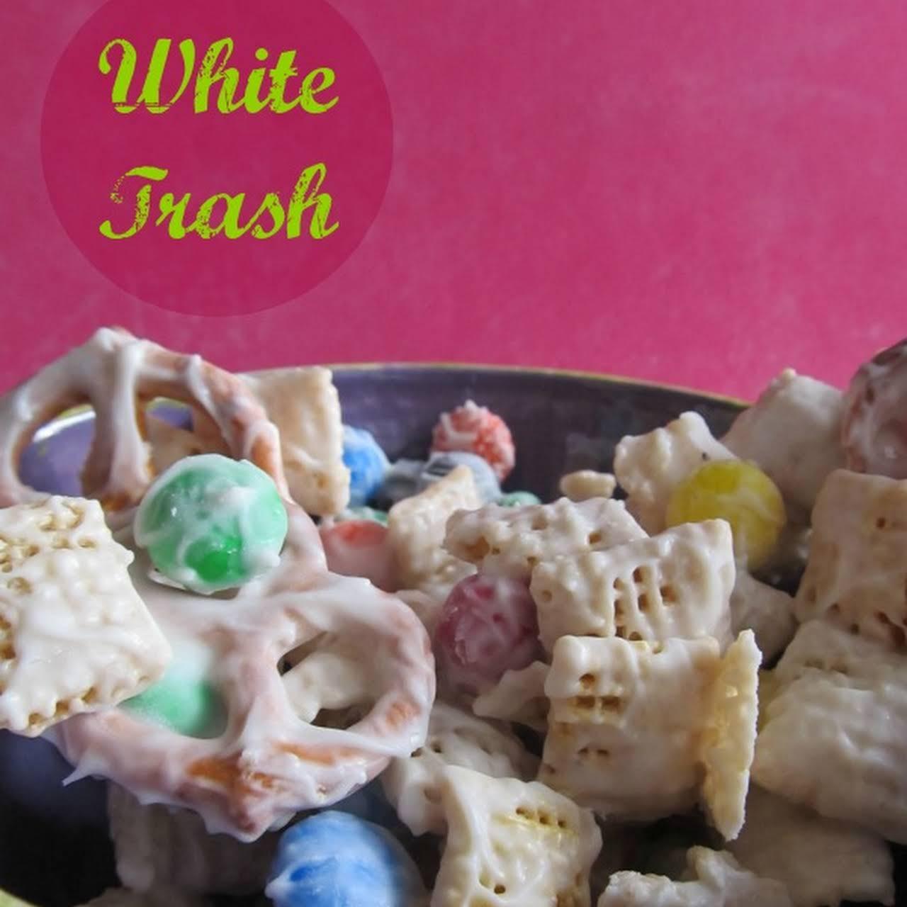 White Trash Recipe Chex Mix