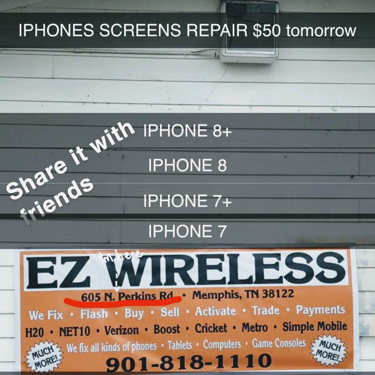 E Z Wireless - PHONES AND ELECTRONIC REPAIR
