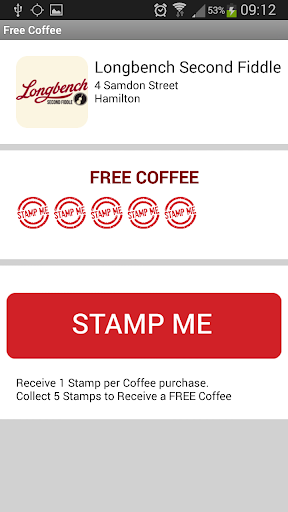 Download Stamp Me - Loyalty Card App for PC