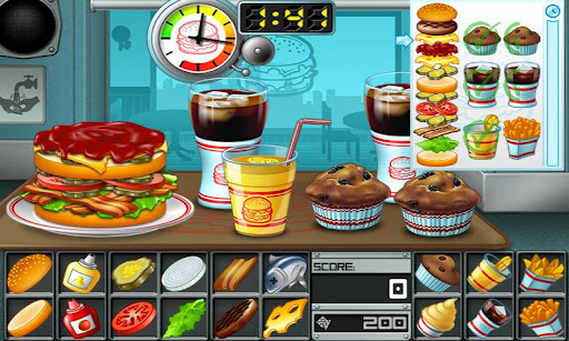 Burger screenshot 1