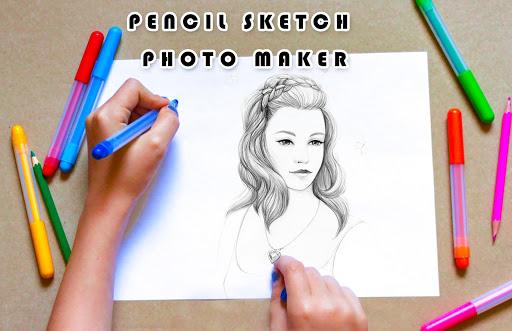 Pencil Sketch Photo Maker 1.3 Screenshots 4