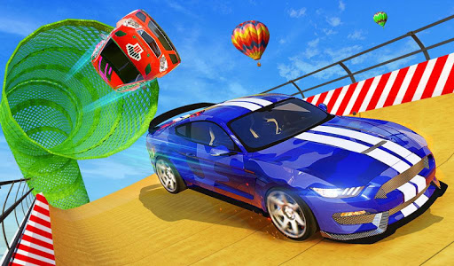 Ramp Car Stunts Racing - Extreme Car Stunt Games 1.35 screenshots 19