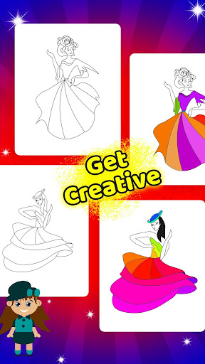 Download Princess Coloring Book Princess Drawing Free For Android Princess Coloring Book Princess Drawing Apk Download Steprimo Com