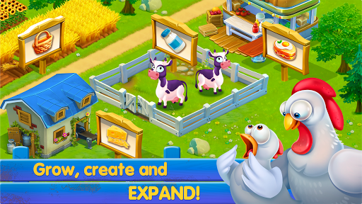 Golden Farm : Idle Farming Game for Android apk 7