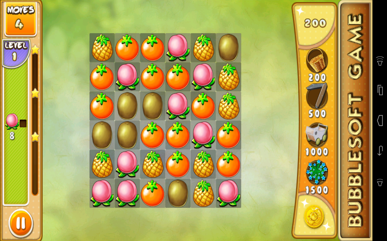 Pop fruit crush - Fruit Crush Screenshot