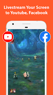 AZ Screen Recorder Video Recorder Livestream Premium 5.7.5 - 8 - images: Store4app.co: All Apps Download For Android
