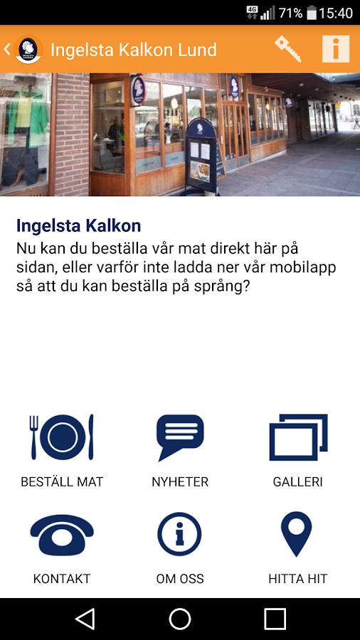 Ingelsta Kalkon- screenshot