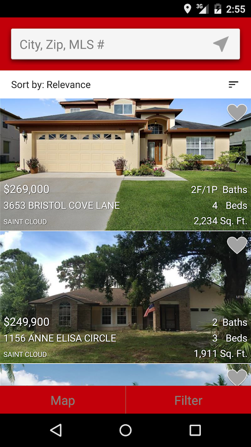 Alton Clark Realty- screenshot