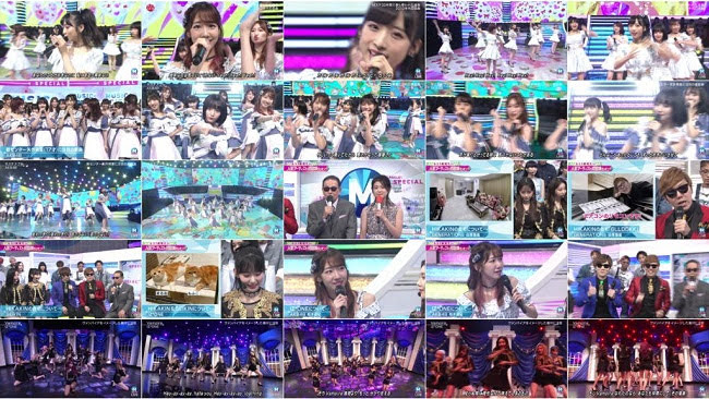 [TV-Variety] AKB48 IZONE Part – Music Station