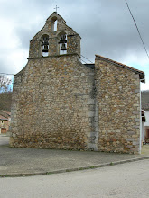 Photo: Espadaña de la iglesia (cara oeste) - boletín 117