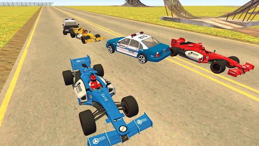 Formula Car Racing u2013 Police Chase Game 1.19 screenshots 8
