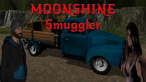Moonshine Trucker
