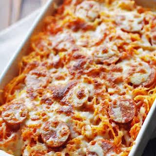 Spaghetti Squash Bake.
