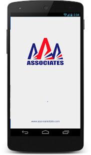 AAA Associates screenshot