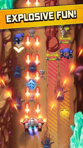 Ảnh màn hình game Monster Shooter Alien Attack hack