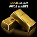 Gold Silver Price & News icon