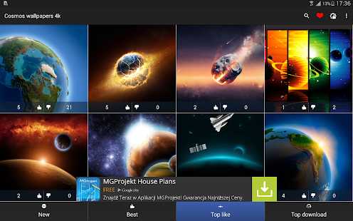 Cosmos wallpapers 4k apk for blackberry download android - Wallpaper cosmos 4k ...