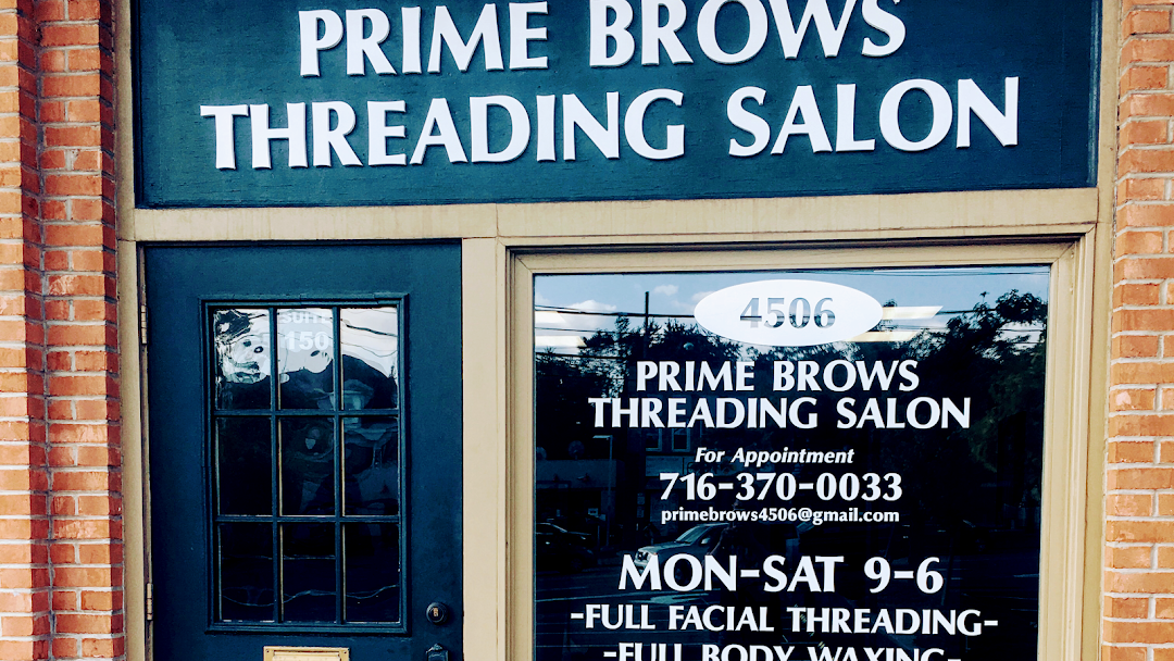 Prime Brows Threading Salon - Eyebrows Threading and Body ...