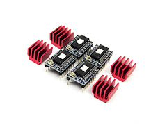 Panucatt SureStepr SD6128 Stepper Driver 4 Pack