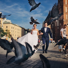Wedding photographer Tomasz Sowiński (TomaszSowinski). Photo of 23.09.2016