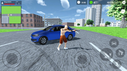 Favela Combat: Open World Online screenshots 12