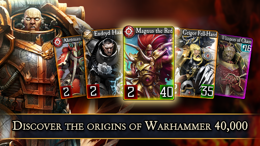The Horus Heresy: Legions – TCG card battle game apktreat screenshots 1