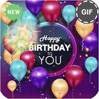 Happy Birthday GIF - New Year GIF - Wishes GIF