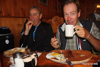 Photo: (Year 2) Day 355 - Tucking in to Their Breakfasts