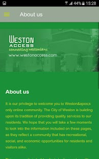 Weston Access- screenshot thumbnail