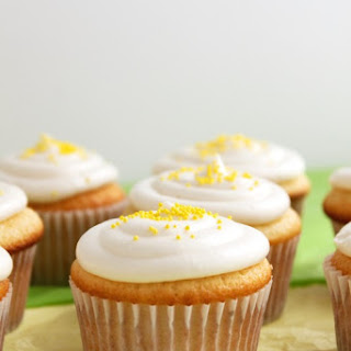 Just Desserts — Lovely Lemon Cupcakes for Defiant Daughters.