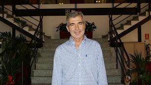 Miguel Vargas, presidente de CASI, en las instalaciones de la comercializadora.