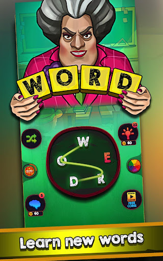 Scary Teacher : Addictive Word Game 2.1 screenshots 6