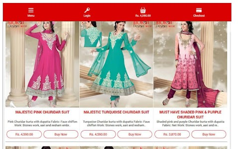 Indian Designer Wear screenshot 6