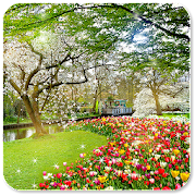 App Beautiful Garden Wallpaper APK for Windows Phone