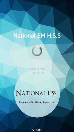National EM H.S.S Chemmad.