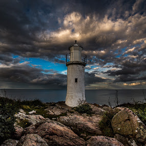 The old Lighthouse by Jocke Mårtensson - Buildings & Architecture Decaying & Abandoned