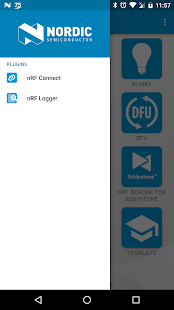 nRF Toolbox for BLE- screenshot thumbnail