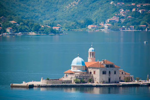 Visit the charming centuries-old town of Perast in the Bay of Kotor, Montenegro.