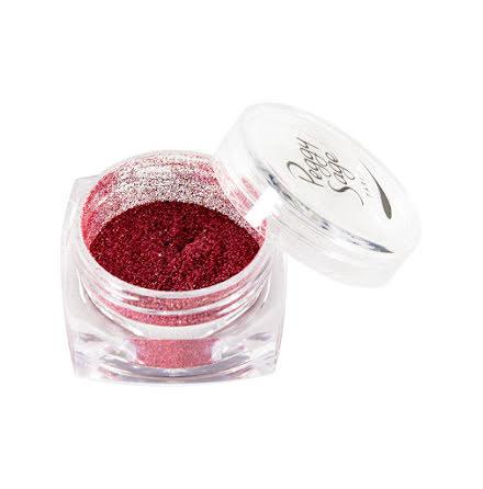 Nagelglitter - metallic red