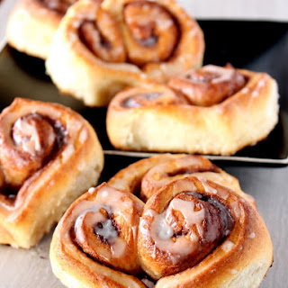 Fast Cinnamon Rolls Recipes