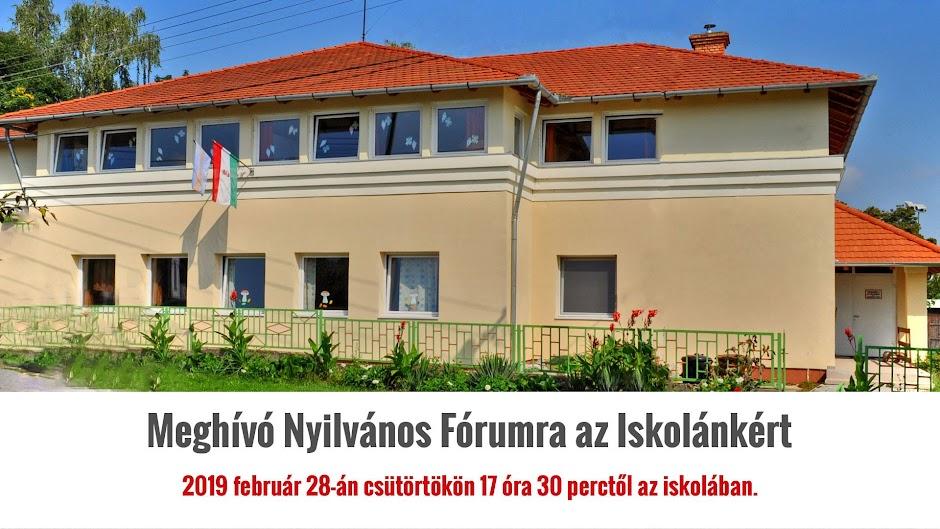 Iskola forum
