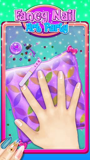 Fancy Nail Art Party - Manicure Games 1.0.1 screenshots 2