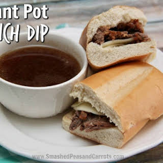 Instant Pot French Dip.