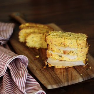 Cheese and Chilli Cornbread Recipe