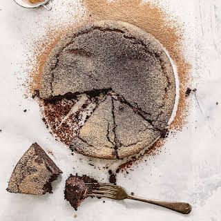Apr 24 Thermomix no-chocolate chocolate cake.