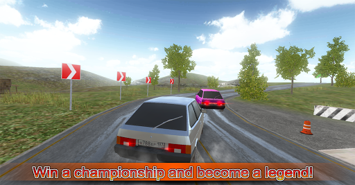 Driving simulator VAZ 2108 SE 1.25 Screenshots 8