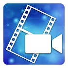 PowerDirector Video Editor App: 4K, Slow Mo dan Lebih icon